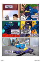 Defenders of the Gene, Page 6 by CoconutMikeNIke