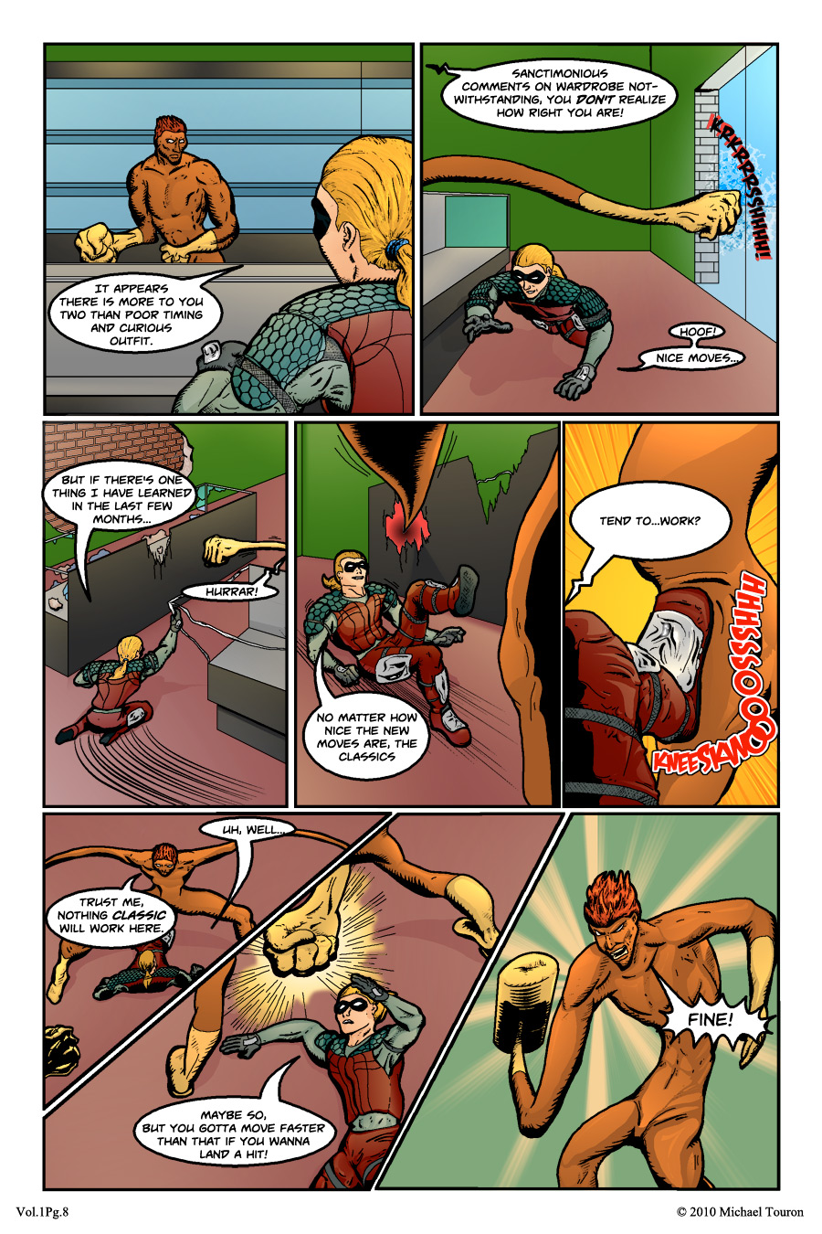 Defenders of the Gene, Page 7