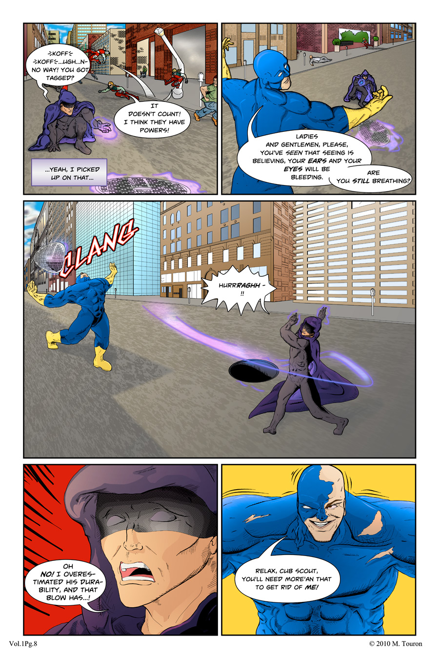 Defenders of the Gene, Page 8