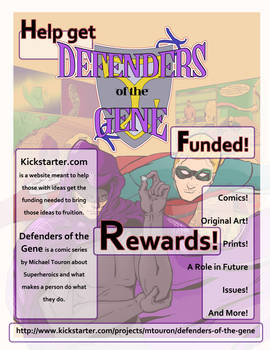 Kickstarter poster
