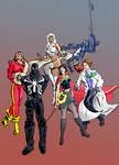 Dream Avengers Colored
