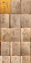 Sketchbook November