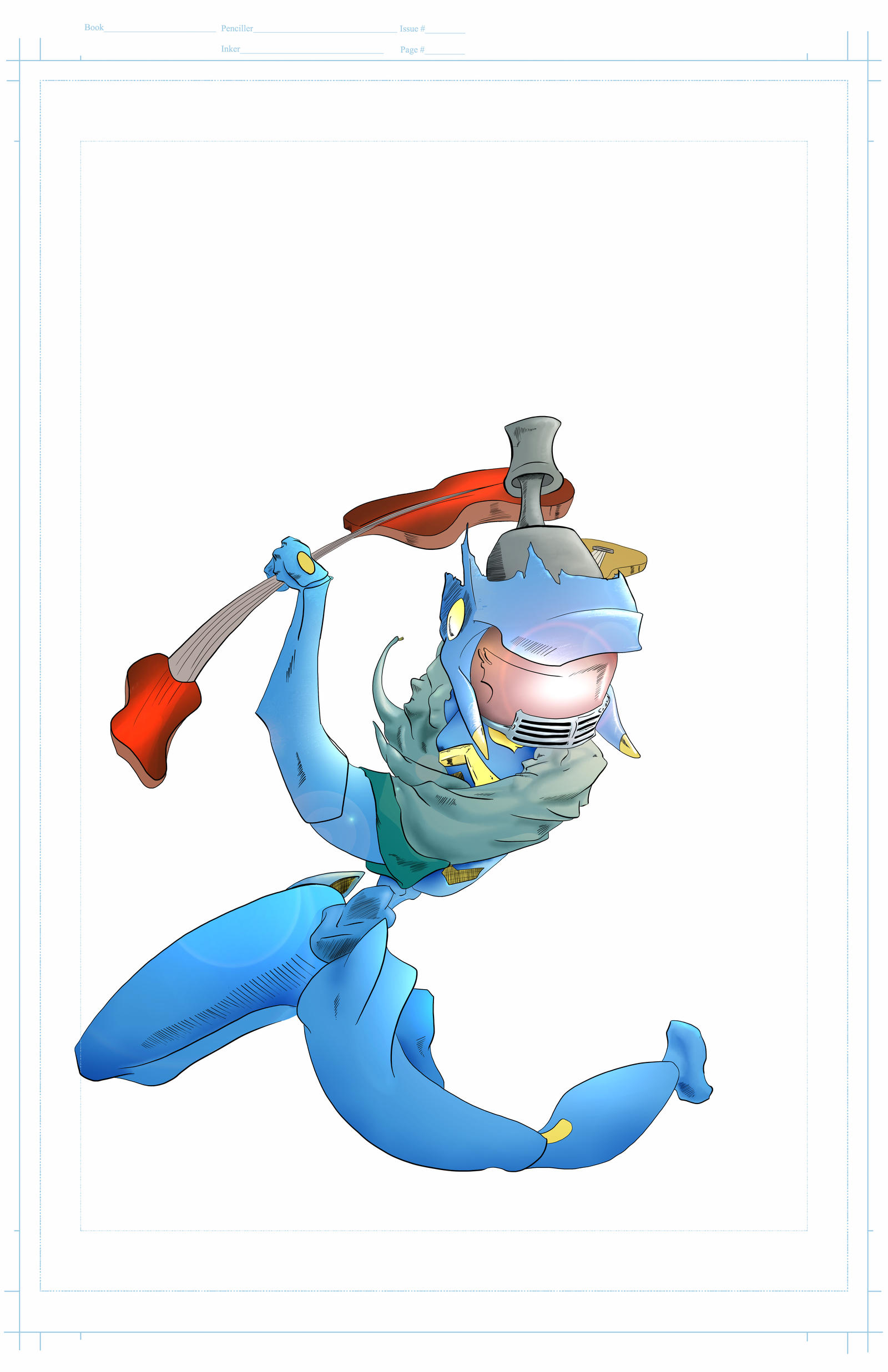Canti by CoconutMikeNIke
