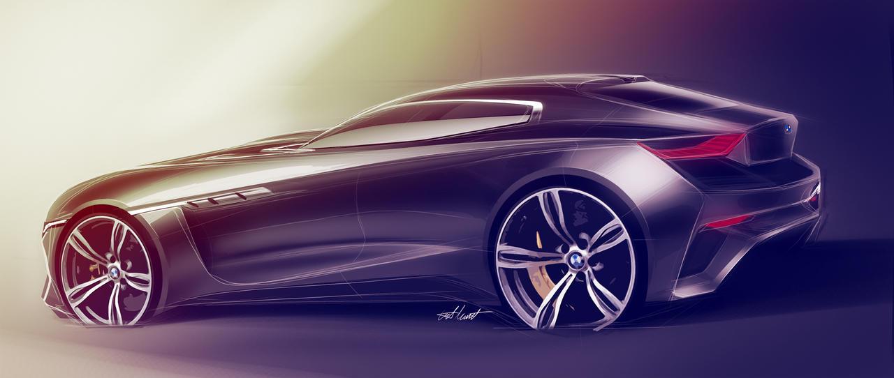 2018 bmw z3. Brilliant Bmw BMW Z3 Coupe Concept 2 By Whitesnake16  In 2018 Bmw Z3