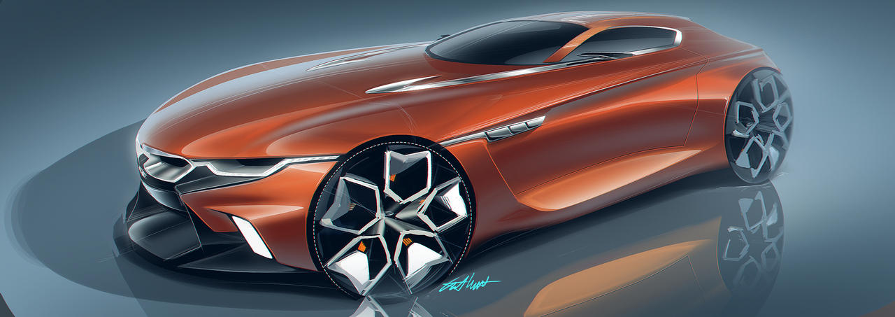 Bmw Z3 Coupe Concept 3 By Whitesnake16 On Deviantart
