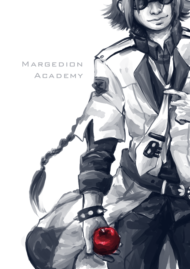 :: Margedion Academy :: 1 more day by choco-java