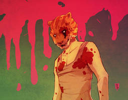 - Wrong Number - (Hotline Miami 2) by ChrisMassuh2150
