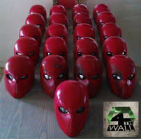 RED HOOD ARMY by 4thWallDesign