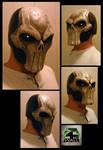 Skull Helmet finished