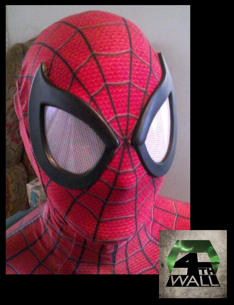 Spiderman eyes custom by 4thWallDesign
