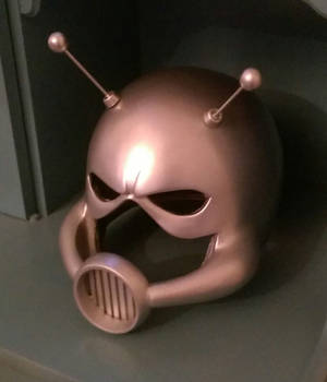 Antman helmet