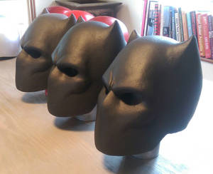 Black Panther cowls