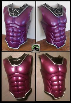 Gambit chest piece