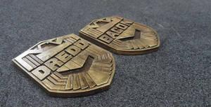 Custom Judge Badges
