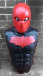 Red Hood chest armour.