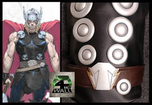 Thor Buckles and torso accessories.