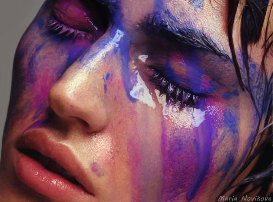 color by MariaNovikova