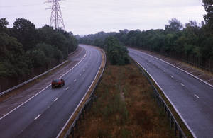 Above the M4