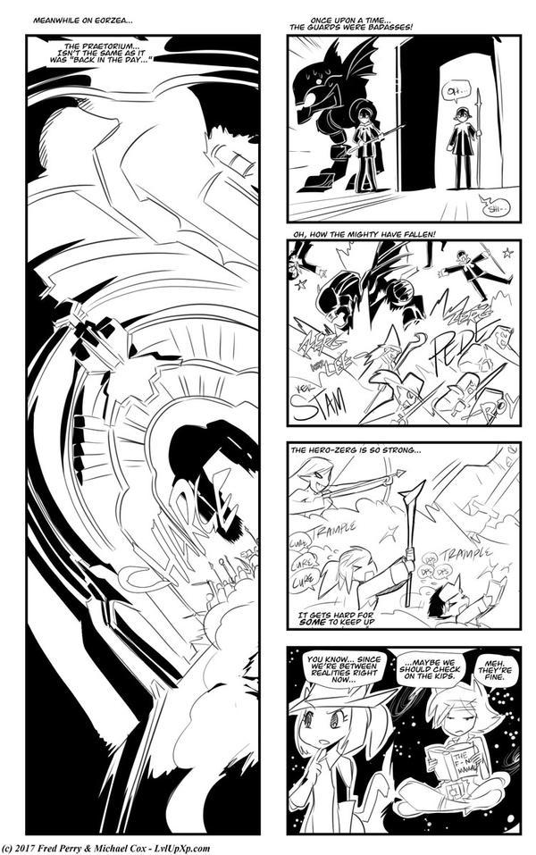 Lvl Up Xplorers #32, Full Comic