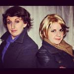 Genderswapped Sherlock 1