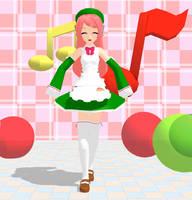 Momo Two-Point-Oh by Lady-Zana