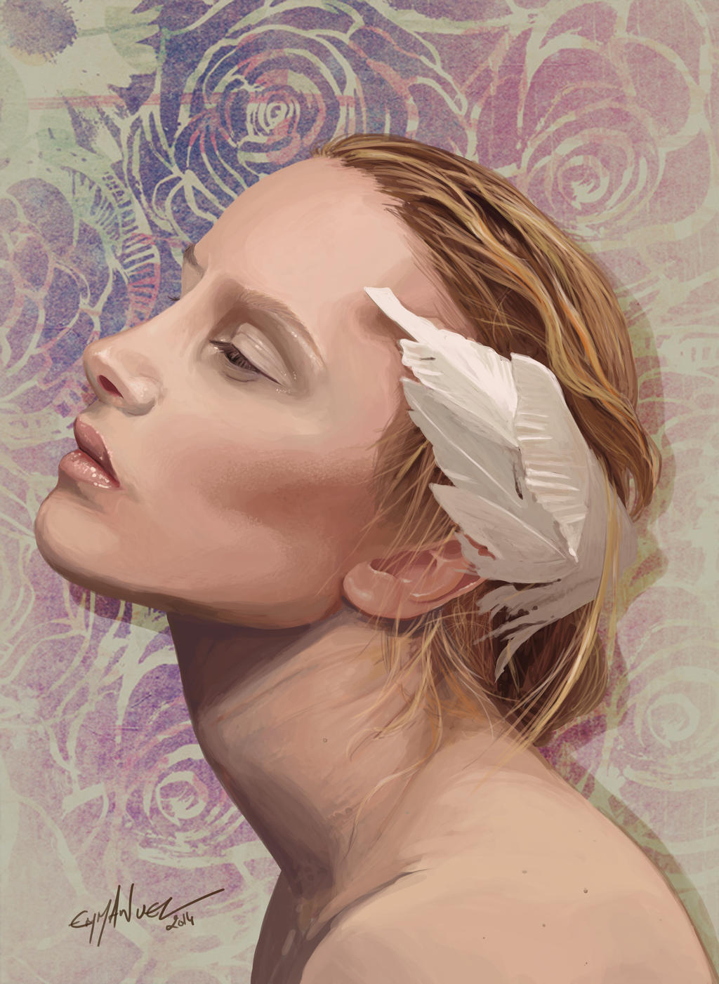 Angel. by manu4-20-5