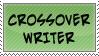 CROSSOVER WRITER STAMP