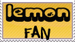 LEMON FAN STAMP by coraza-de-acero