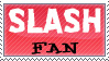 SLASH FAN STAMP by coraza-de-acero