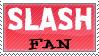 SLASH FAN STAMP by coraza-de-acero