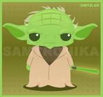 .:Star Wars:. YodaChibiPan