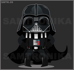 .:Star Wars:. ChibiDarthVader