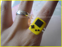 .:GB ring:. for sale by SaMtRoNiKa