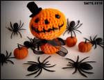 .:Mister Halloween:. amigurumi