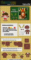 .:Reindeer plush tutorial:.1.2