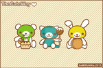 .:Sweet cute mascots:.
