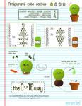 .:Kawaii cactus:. pattern