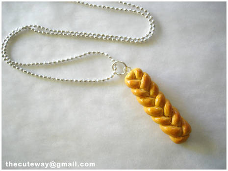 .:Brioche necklace:.commission