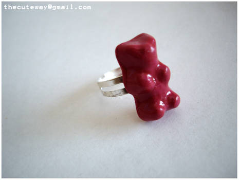 .:Gummy ring:. for sale