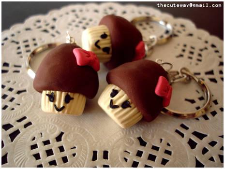 .:Muffin keychains:.