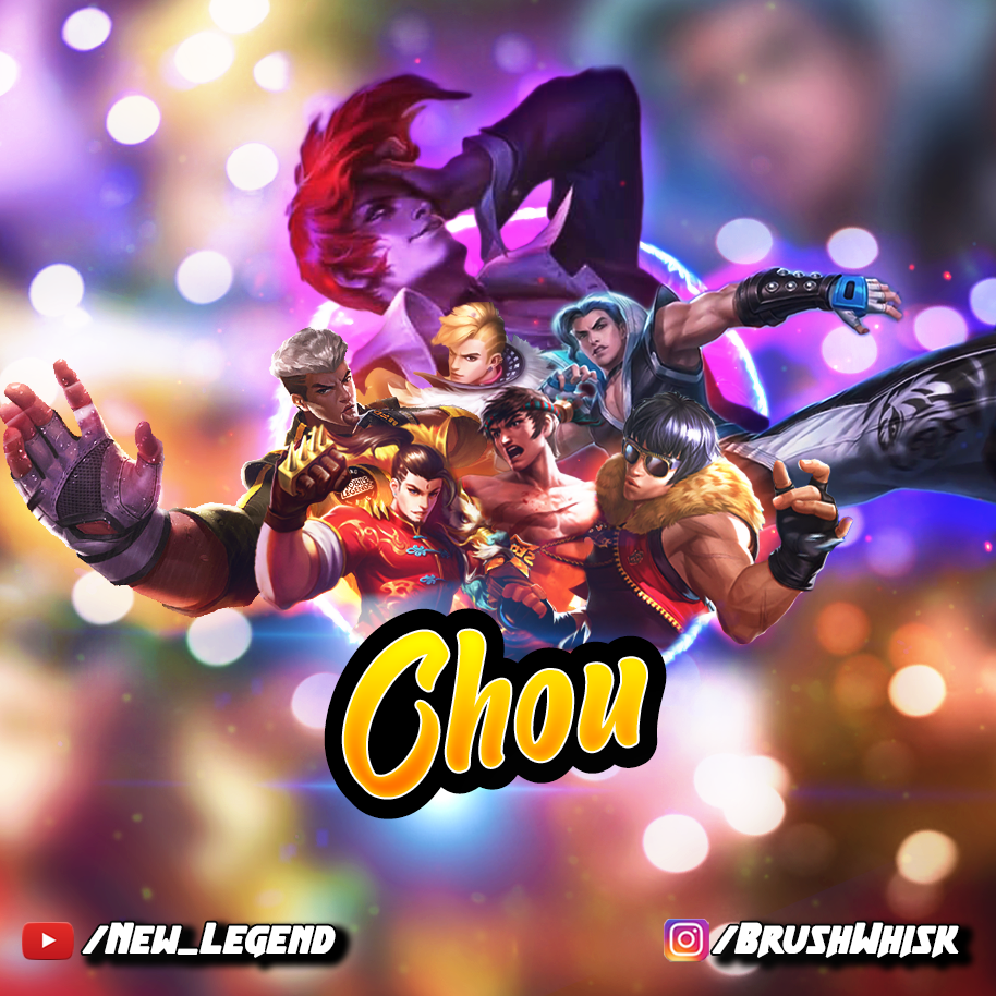 All Of Chous Skins In Mobile Legends Bang Bang By