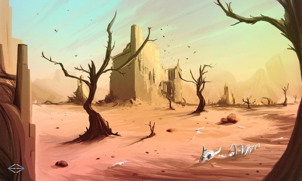 Výsledek obrázku pro desert art