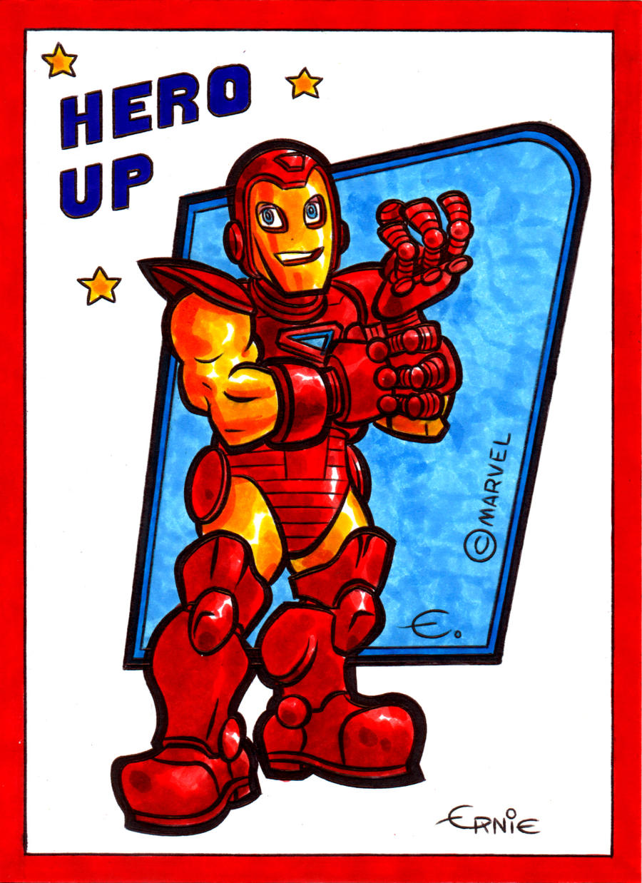 Iron Man Mark  Coloring Pages #2