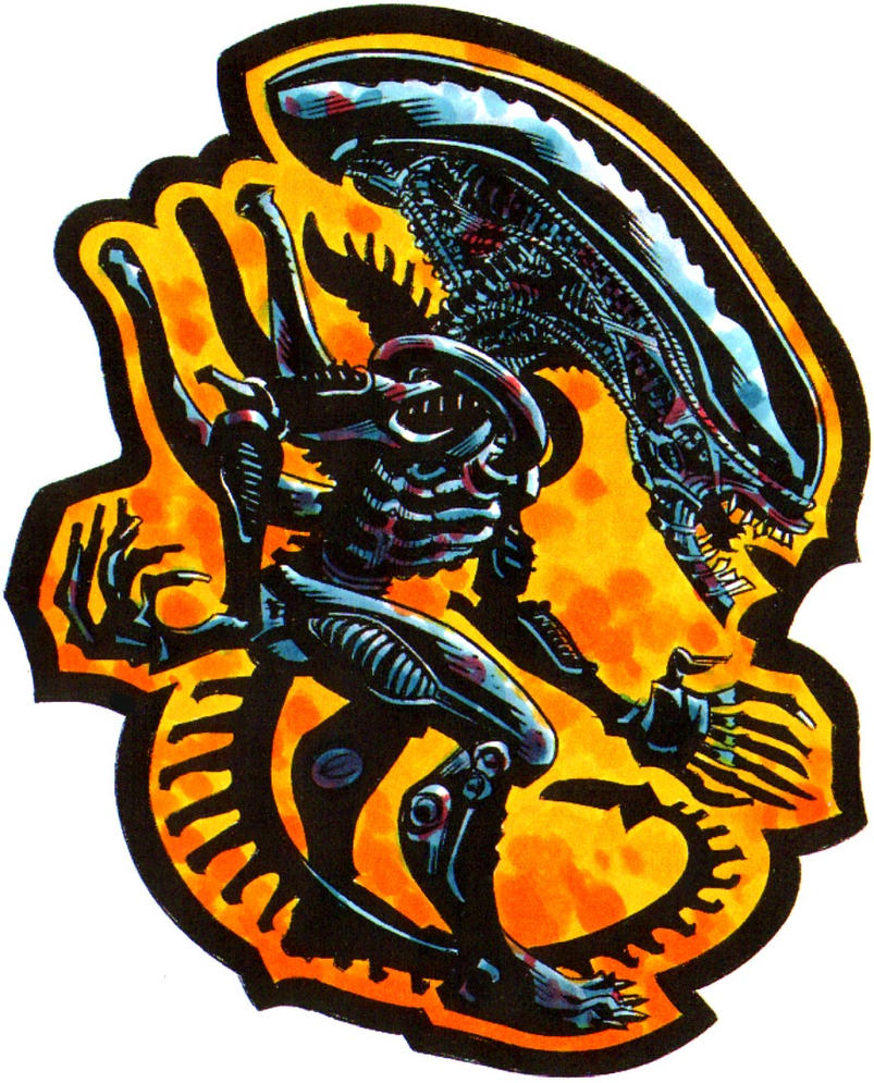 Alien by EJJS