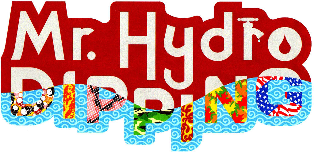 Mr. Hydro Dipping logo by EJJS