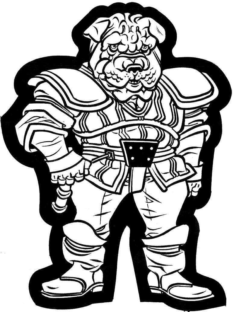 Klingon Dawg by EJJS