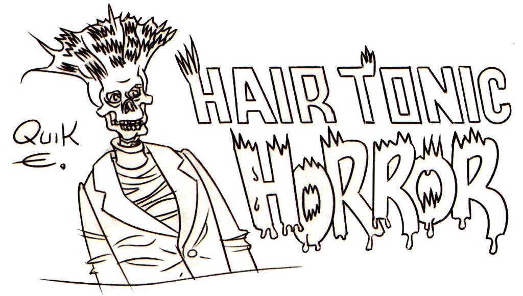 Hair Tonic Horror by EJJS