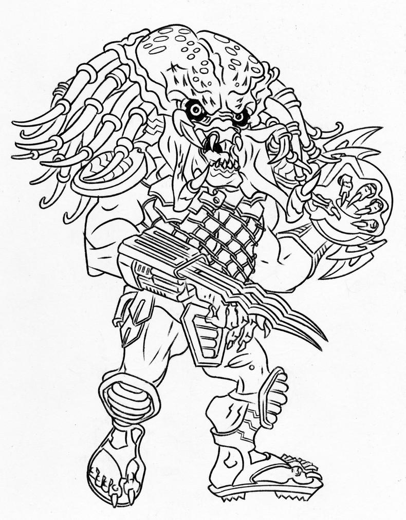 Lil' Predator by EJJS