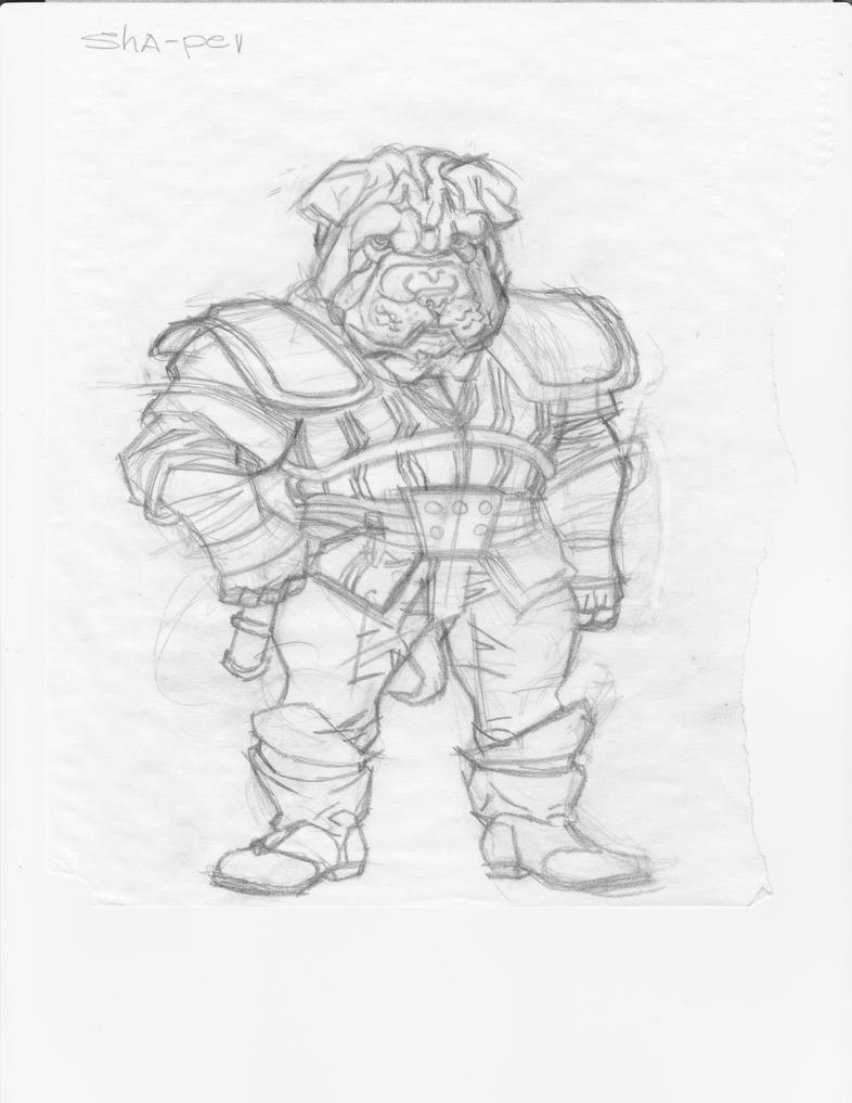 Klingon Dog revamp by EJJS