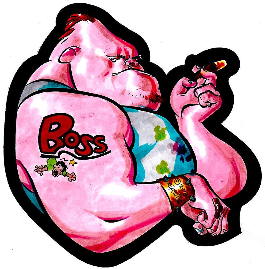 Boss by EJJS